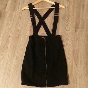 Forever 21 | Overall skirt